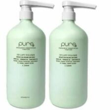 PURE by Juuce UP LIFT VOLUME 1lt Bath & Rinse Duo Shampoo & Conditioner Duo