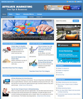 AFFILIATE MARKETING Website Business for sale - Easy To Manage