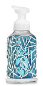 BATH & BODY WORKS VINE LEAF WHITE RESIN BASE SOAP HOLDER SLEEVE NEW!