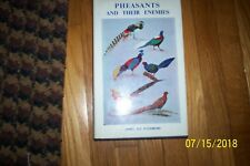 Pheasants and Their Enemies (Hard cover) egg hatching chicken turkey jungle fowl