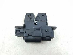 2002-2010 MK3 K12 FL NISSAN MICRA TAILGATE BOOT LOCK 3 DOOR HATCHBACK