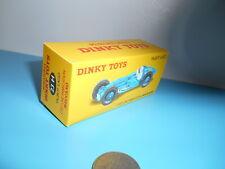 Box / Boite DINKY TOYS 23H TALBOT LAGO qualité professionnelle