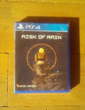 RISK OF RAIN PS4 Limited Run Games #58 - SOLD OUT (4000 ex.) - COLISSIMO