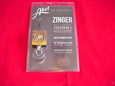 Abel Super Fishermans Zinger BROWN TROUT GREAT NEW