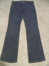 Old Navy Women's Dark Blue The Diva Jeans Size 4
