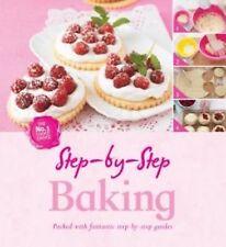 Step by Step Baking Recipes (Step By Step - Igloo Books Ltd), Igloo Books, Very