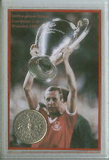 Nottingham Forest European Cup Final Winners Brian Clough Fan Coin Gift Set 1980