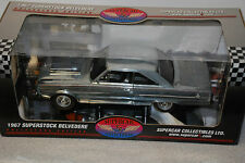 Highway 61 Supercar Collectibles 1967 Superstock Belvedere Raw and Polished-RARE