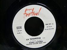 MARIE LAFORET La tendresse / La plage DN 591 JUKE BOX