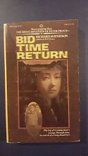 "Richard Matheson, ""Bid Time Return,"" 1975, Ballantine 24810, VG+, 1st, PBO"