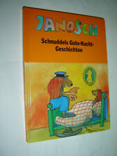 Janosch - Schnuddels gute Nacht Geschichten - Buch -