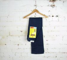 "Mens WRANGLER 1970s Blue Flared Western Cut 27""W 34.5""L Vtg Denim Jeans"