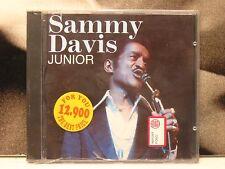 SAMMY DAVIS JUNIOR - S/T OMONIMO CD NUOVO SIGILLATO NEW SEALED ONN 56
