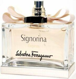 Signorina Eleganza by Salvatore Ferragamo perfume EDP 3.3 / 3.4 oz New Tester