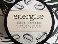 Beauty Collective Body Butter With Shea Butter  & Coffee Extract 250 ml UK Stock