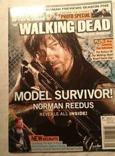 Walking Dead Official Magazin #9 2014 Daryl Dixon Crossbow