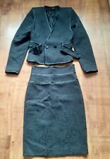WOMEN'S MNG Collection Suit Jacket and skirt
