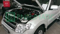 Installation kit gas hood damper bonnet lift for Mitsubishi Pajero Montero (2000