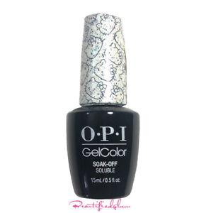 Charmmy and Sugar by OPI Soak Off Gel Nail Polish (15ml/0.5oz.), Brand New