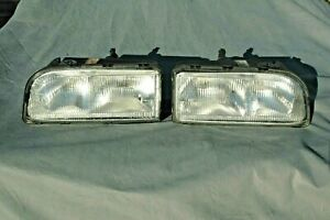 1994-1995-1996-1997 Volvo 850 Headlights  w/ Bulbs (LH&RH) 90 day Warranty