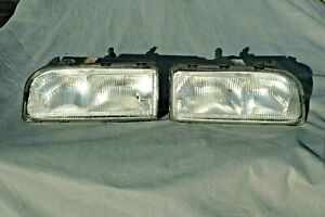 1994-1995-1996-1997 Volvo 850 Headlights  w/ Bulbs (LH&RH) 90 day Warranty