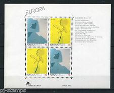 1993 Madeira blok 13 Europa CEPT - Moderne kunst - Contemporary art