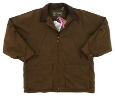 NEW TIMBERLAND Field Jacket L Large Mens WOOL Lined Barn Coat Hunting Jacket