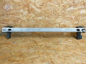 1996 99 JDM TOYOTA STARLET GLANZA EP91 BUMPER SUPPORT METAL PANEL CRUSH BAR OEM