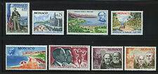 MONACO 1966 MNH SC.631/638 Centenary of Monte Carlo