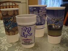 Wilmington Blue Rocks Collectors Cups (4) - NICE
