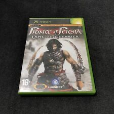 xBox Prince Of Persia ~ L'Ame Du Guerrier ~ FRA CD état neuf