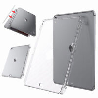 Transparent Clear Slim Hybrid Protective Case For Apple iPad Pro 11 Inch 2018