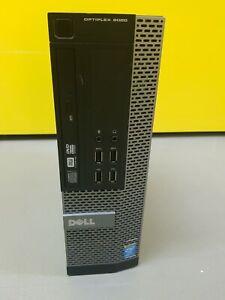 Dell optiplex 9020 i7 4770 32GB ram 240gb ssd+500 data Hdd win 10 pro DUAL DISPL