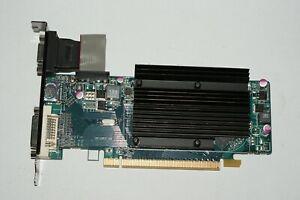 Sapphire HD5450 1GB GDDR3 PCI-E DVI/VGA/HDMI Silent Graphics Card
