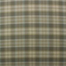 "WAVERLY TARTAN TERRAIN SHALE PLAID OLIVE GREEN FLANNEL LIKE FABRIC BY YARD 54""W"