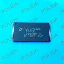 1PCS Flash Memory IC AMD TSSOP-40 (TSOP-40) AM29F032B-120EC AM29F032B