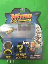 Nitro Grinders Extreme Stunt Riders Bonus Pack new