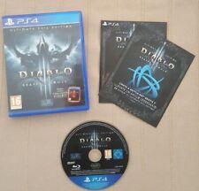 Juego PS4 Diablo III Reaper of Souls en Castellano