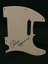 Richie Havens Signed Autographed Pickguard Woodstock 1969