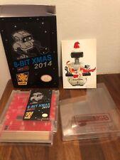 8 bit xmas 2014 for Nintendo NES Homebrew CIB