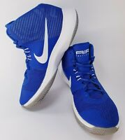 Nike Air Precision Basketball Shoes Blue US 8.5 898455-400 ☆FREE SHIPPING☆