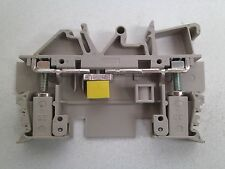 (5) NEW! Weidmuller WTL 6/4 FF Terminal Block with Sliding Switch Disconnect RC