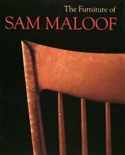 The Furniture of Sam Maloof by Jeremy Adamson (2006, Paperback)