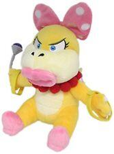 "Sanei Super Mario Plush Series 7"" Wendy O. Koopa Plush Doll"