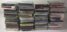 Lot of 100 CDs/compact discs~Bette Midler,Backstreet Boys,Dwight Yoakam, more