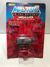 MASTERS DEL UNIVERSO/ MASTERS OF THE UNIVERSE/ HE-MAN - MEGALASER (1985) NUEVO