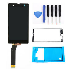 For Sony Xperia Z L36h LCD Display C6603 C6602 C660x  LCD Touch Screen Digitizer