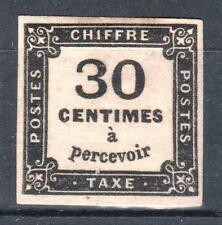 """FRANCE STAMP TIMBRE TAXE 6 """" CHIFFRE TAXE 30c NOIR """" NEUF x TB A VOIR   P668"""