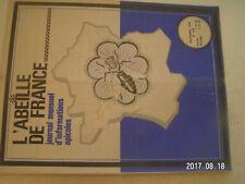 ** L'abeille de France n°523 Détermination du type de ruche