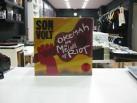 Son Volt 2LP Okemah and the Melody of Riot 2018 Gatefold R.S.D. Opaque Red Vinyl